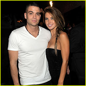 Mark Salling & Audrina Patridge Reunite