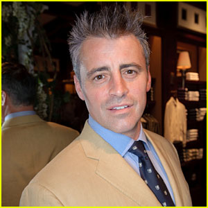 Matt LeBlanc: Gray Hair Guy