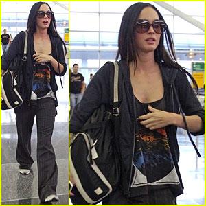 Megan Fox: Back On The Mainland