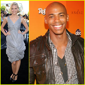 Mehcad Brooks Rocks the Roof with Jaime King