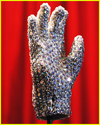 Michael Jackson's Studded Glove Sells for $190K at Auction
