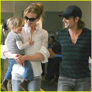 Nicole Kidman: Birthday & Father's Day with the Whole Family!