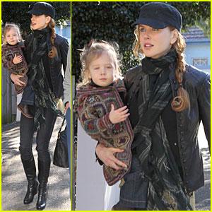 Nicole Kidman: Sydney with Sunday!