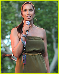 Padma Lakshmi: 'Everything Is Better' with Baby Krishna Around