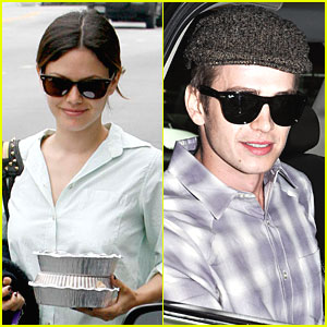 Rachel Bilson & Hayden Christensen: Coastal Couple