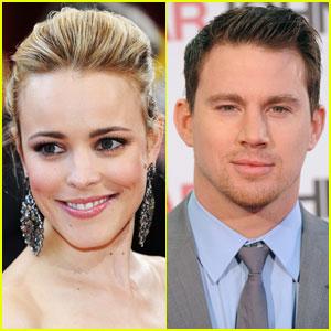 Rachel McAdams & Channing Tatum Take a 'Vow'