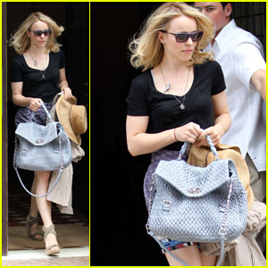 Rachel McAdams: Hot In New York