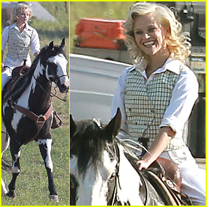 Reese Witherspoon is Back in the Saddle