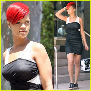Rihanna: Saks Fifth Avenue Shopping Spree