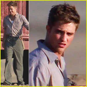 Robert Pattinson: A True Circus Act
