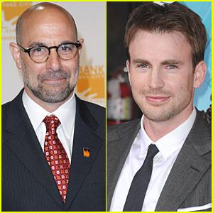 Stanley Tucci Joins Captain America Cast!