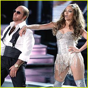 Tom Cruise & Jennifer Lopez - MTV Movie Awards Dance!