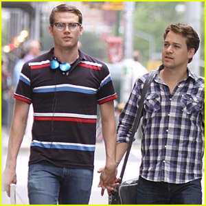 T.R. Knight: New Boyfriend, New Broadway Play!