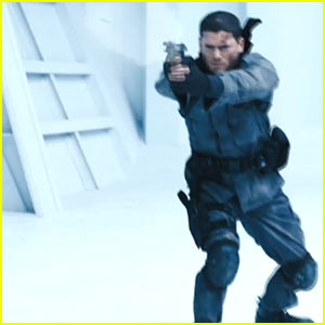 Wentworth Miller: New 'Resident Evil' Trailer!