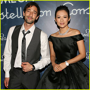 Ziyi Zhang & Adrien Brody: Constellation Couple