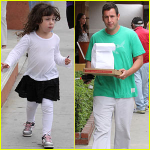 Adam Sandler: Shopping with Sadie!