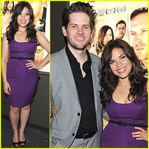 America Ferrera: 'Dry Land' Screening with Ryan Piers Williams!