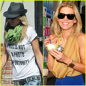 AnnaLynne McCord: This Is Not A Photo Opportunity!