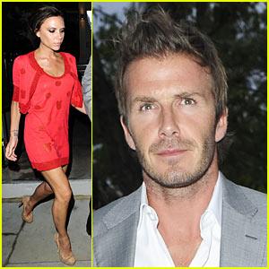 The Beckhams: Happy Birthday, Kelly Hoppens!