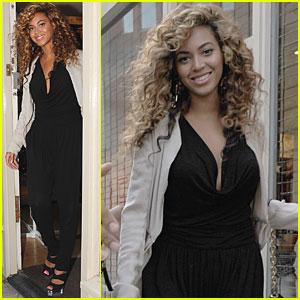 Beyonce is Loving London
