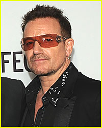 Bono is Ready to Rock After Back Surgery