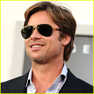 Brad Pitt: World War Z! Z Z Z Zombie!