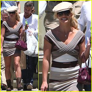 Britney Spears: 'Glee' Episode Details!