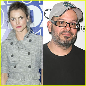 David Cross: 'Running Wilde' with Keri Russell!