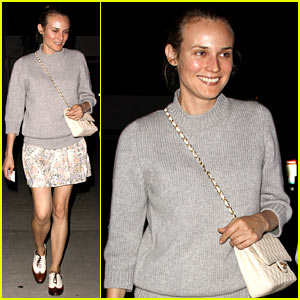 Diane Kruger is a Woman of Many Styles