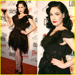 Dita Von Teese: House of Blues Cointreauversial