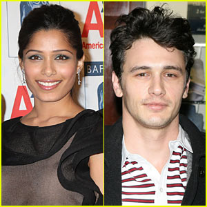Rise of the James Franco and Freida Pinto