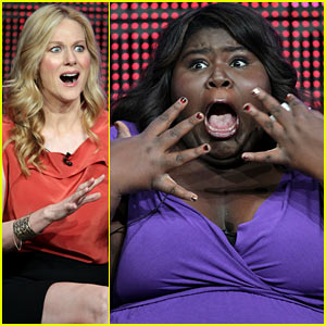 Gabourey Sidibe & Laura Linney: 'Big C' Surprise!