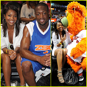 Gabrielle Union & Dwyane Wade: Heat Seekers