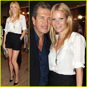 Gwyneth Paltrow & Mario Testino: Kate Who?