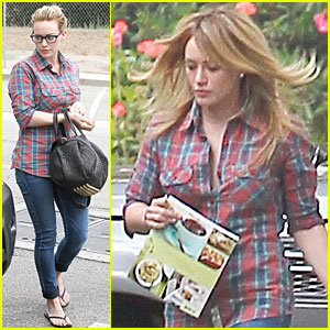 Hilary Duff: Beverly Hills Blowout