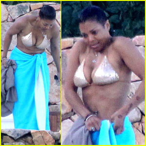Janet Jackson: Bikini Body