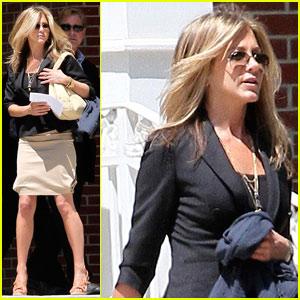 Jennifer Aniston & Chris Gartin: Just Friends!