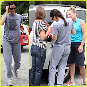 Jennifer Garner Saves the Day!
