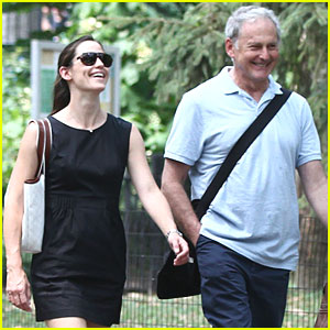 Jennifer Garner: Central Park 'Alias' Reunion!