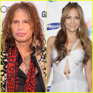 Jennifer Lopez & Steven Tyler: American Idol Judges!