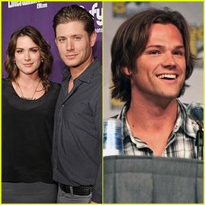 Jensen Ackles: Comic-Con with Jared Padalecki!