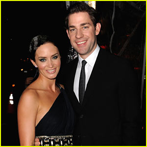 John Krasinski & Emily Blunt: Wedding Details From Italy!