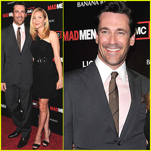 Jon Hamm: I Lived In An Ex-Soap Star's House!