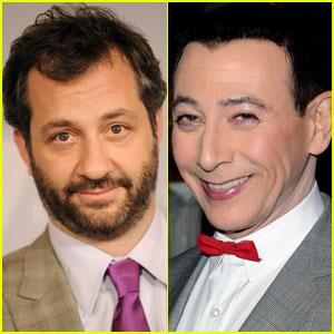 Pee-wee Herman & Judd Apatow: Movie In The Works!