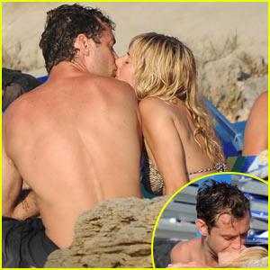 Jude Law & Sienna Miller: Ponza Pair