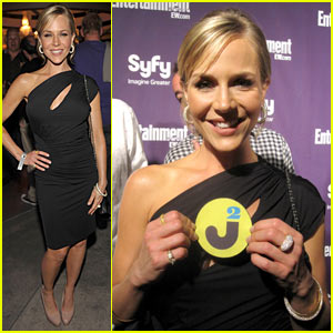 Julie Benz: No Ordinary Family at Comic-Con!