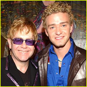 Justin Timberlake & Elton John: American Idol Judges?!