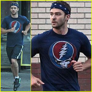 Justin Timberlake: Grateful Dead Dude