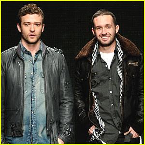 Justin Timberlake: William Rast Collection at Target This Winter!