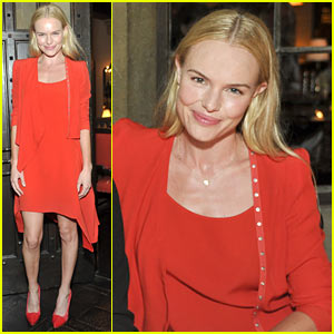 Kate Bosworth: Vanessa Bruno Dinner Party!